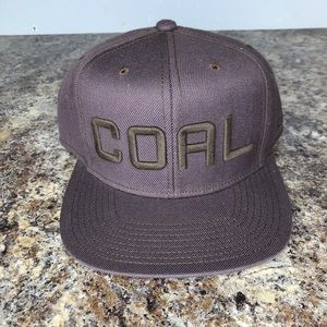 Coal Headwear SnapBack The Kerning